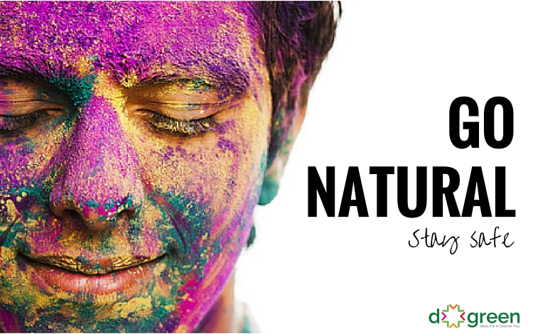 How To Make Natural Holi Colors At Home