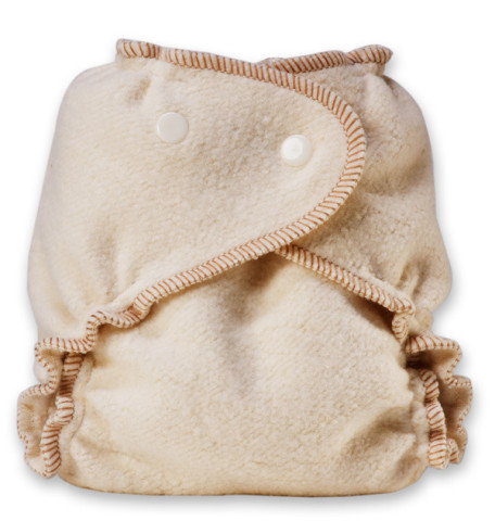 Fitted Cloth Eco Friendly Diapers
