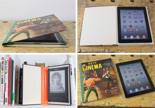 Eco Friendly Kindle Cover