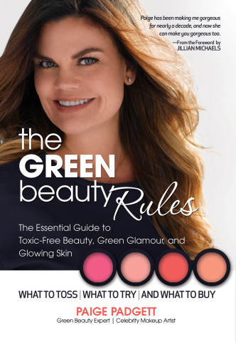 The Green Beauty Rules copy