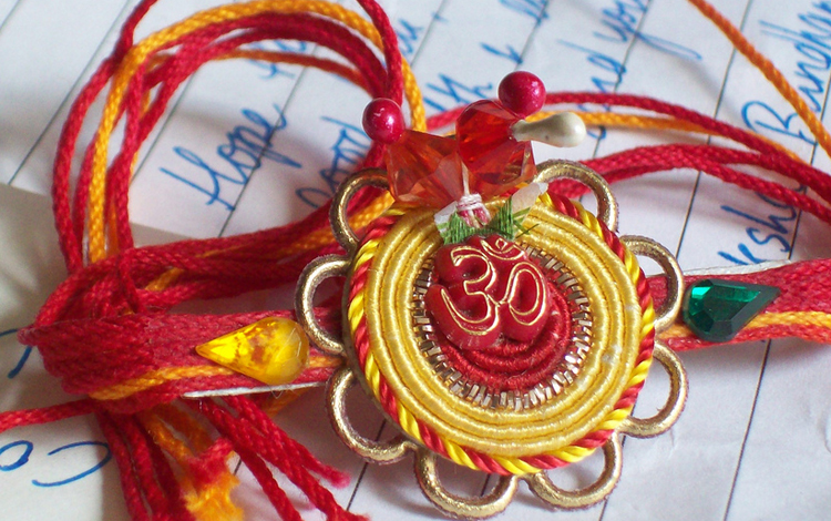 eco friendly rakhis