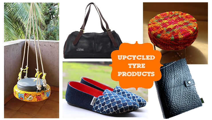 upcycle tyre products