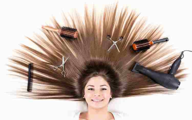 how to get frizz free hair