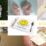 reuse plastic bags at home