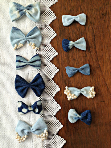 Image Courtesy: http://salutetocute.blogspot.in/2013/06/diy-hair-bows-denim-scraps-tutorial.html
