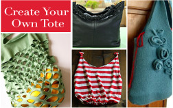 how to make tote