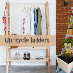 upcycle old ladder