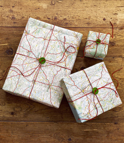 10 eco friendly gift wrapping options dogreen image courtesy httpcountrylivingdiy crafts gumiabroncs Image collections