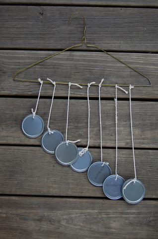Image Courtesy: http://makermama.com/2011/09/recycled-wind-chime-tutorial.html
